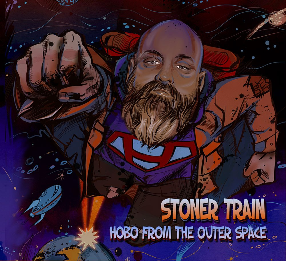 Stoner_Train_-_Hobo_From_The_Outer_Space_(2012)